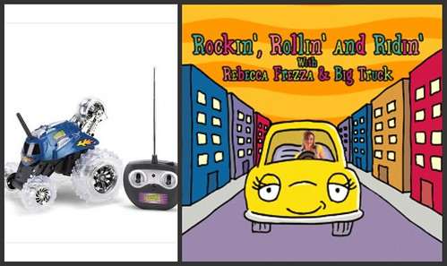 RC Truck and Rockin' CD