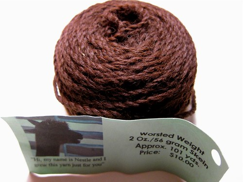 """Nestle"" Worsted Alpaca (Blue Sky Alpacas)"
