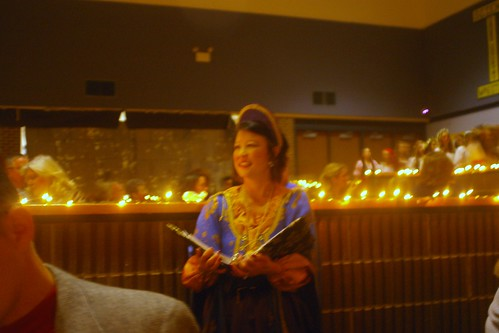 Mrs King, Choir Teacher, 2009 Keller Christmas Madrigal by Matrix Cowboy