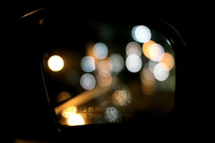 Objects in Mirror are BOKEH-ier than they Appear