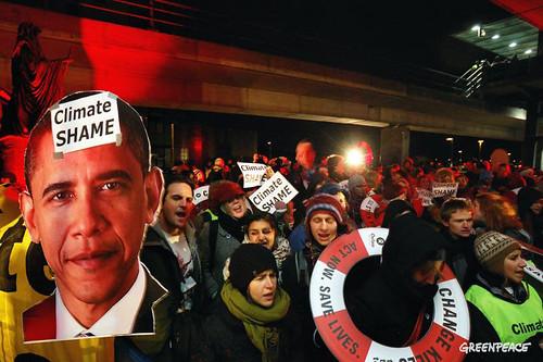 Obama's Climate Shame