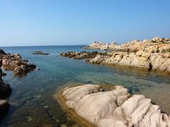 Les criques juste avant Capu di Fenu