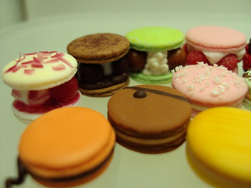 macarons altogether 2