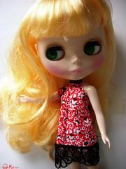 Do you like my new dress?