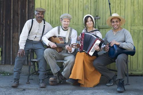 """Lydman og musikere i """"Jakten på Gjøgleren"""""""