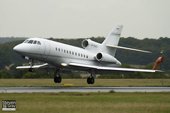 G-SABI - 150 - Private - Dassault Falcon 900EX - Luton - 100825 - Steven Gray - IMG_2268