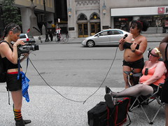 Live, from SlutWalk Chicago! (softjunebreeze) Tags: chicago downtown michiganave womensrights equalrights daleyplaza antirape sexpositive womensempowerment slutwalk