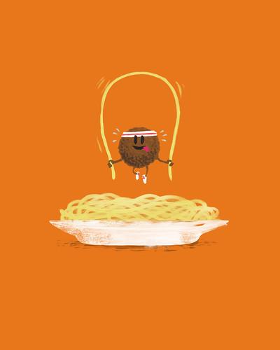 Spaghettin' Fit