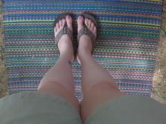 157/365 (Kate + Ice Cream) Tags: flip flops reef