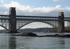 Britannia Bridge (chdphd) Tags: britanniabridge britannia bridge robertstephenson menaistraightribride menaistraight ribride rib boattrip wales