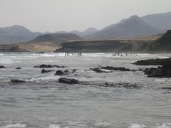 Beach (fraggy) Tags: spain fuerteventura 2009 spanien lapared waveguru