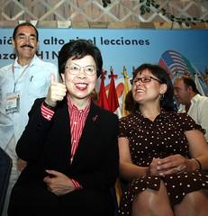 Cumbre sobre influenza en Cancún