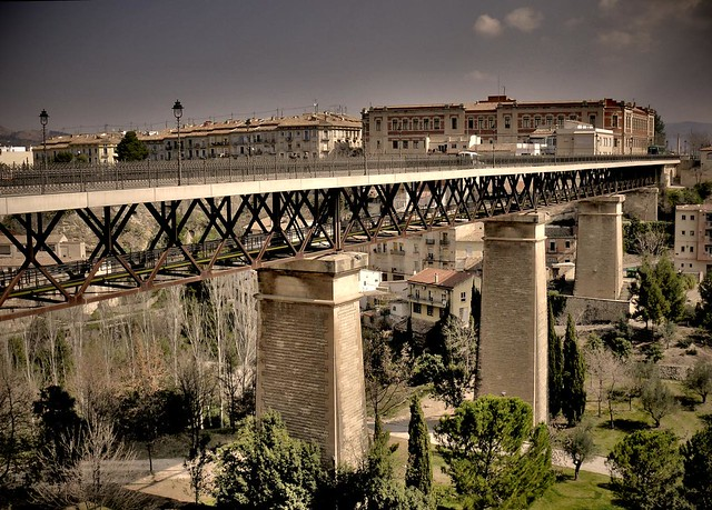 Viaducto de Canalejas.