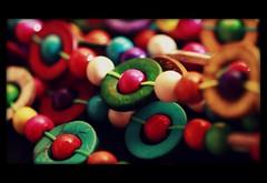 rappresentazione del tempo della scienza secondo Bergson (ma sono sicura che lui non ci vedeva tutto questo colore) (Towa-to) Tags: summer baby girl beauty lady beads cool glamour funny pretty colours estate happiness jewels colori soe legno nacklace allegria perline collana