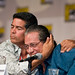 esai morales shows some love to edward james olmos