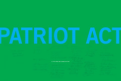 Is the Patriot Act What We Signed Up For?