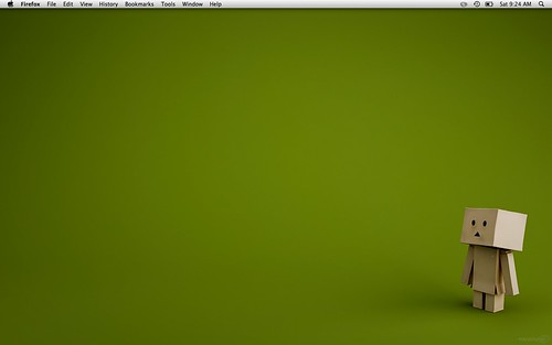 backgrounds for mac os x. Minimalist Mac OS X Desktop