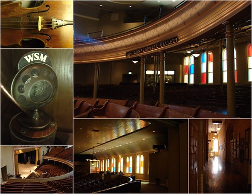 Ryman Auditorium - Nashville