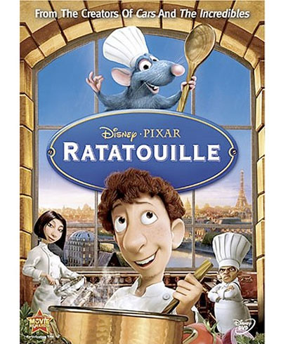 ratatouille by you.