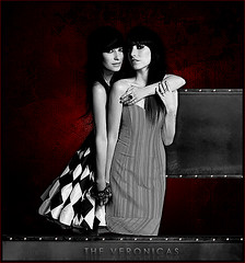 161.The Veronicas (Brayan E. Old Flickr) Tags: design untouched blend veronicas the