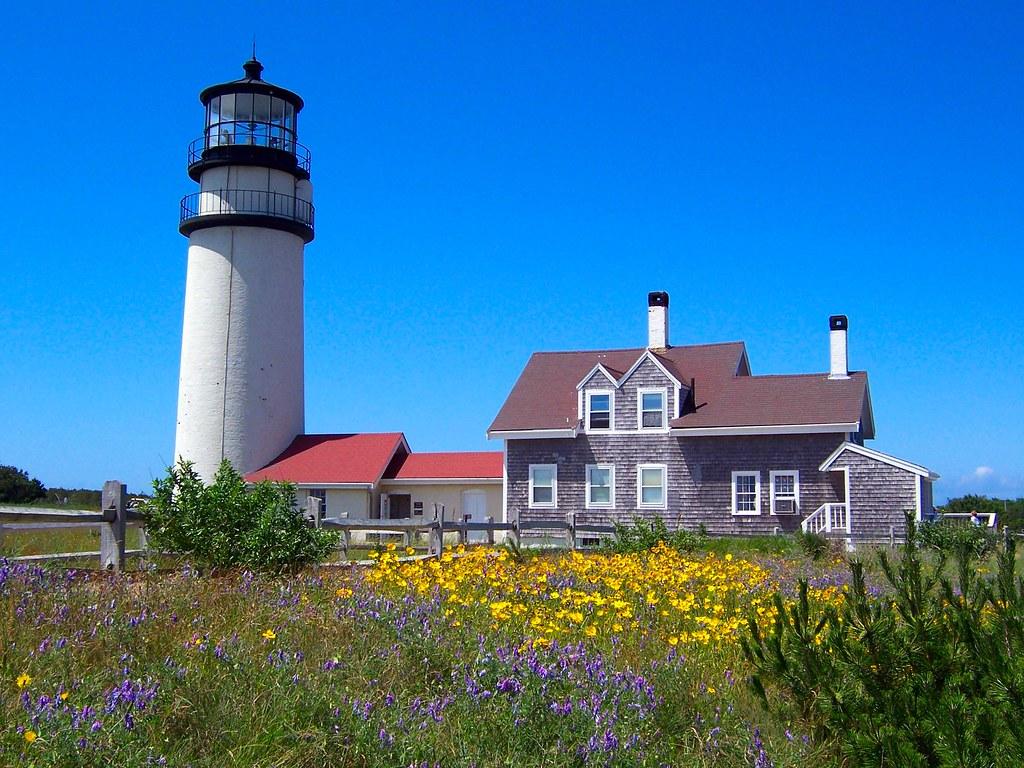 Cape Cod (highland) Light, N. Truro, MA