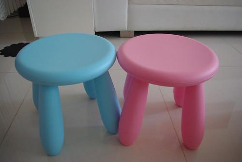 IKEA兒童凳