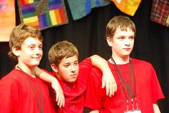 Young Teens at GC40
