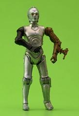 Build a droid mess
