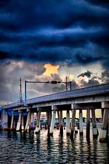 Dunedin Causeway HDR (Rae Sievers) Tags: florida dunedin hdr causeway caladesi