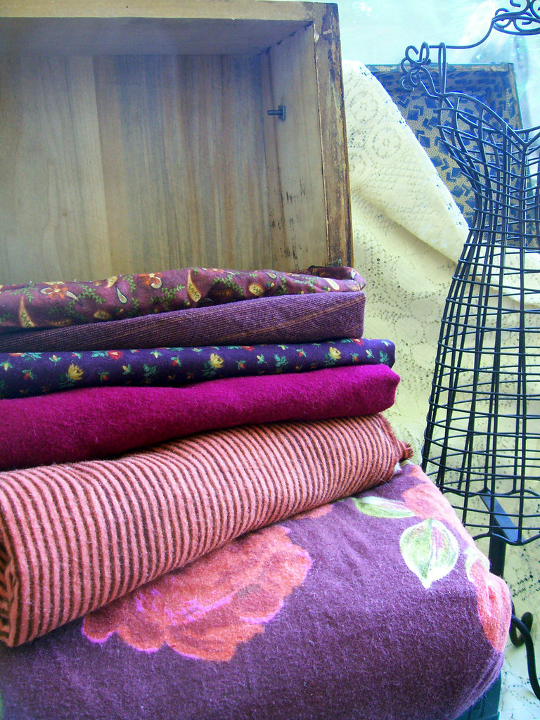some new and some old fabric