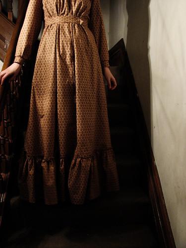 halloween dress / pioneer