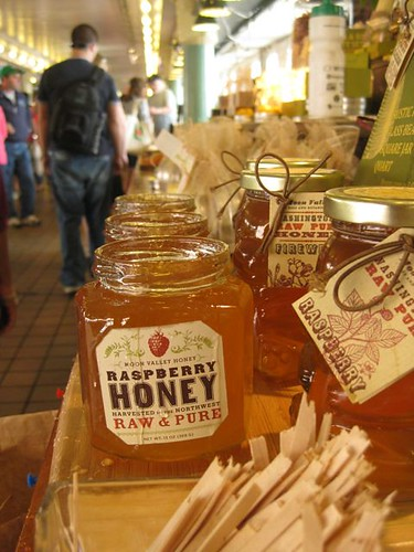 Northwest - Honey at Pike Place
