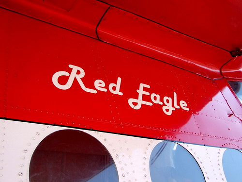Red Eagle - Logo