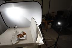 Morrocan Chicken Skewers Lighting