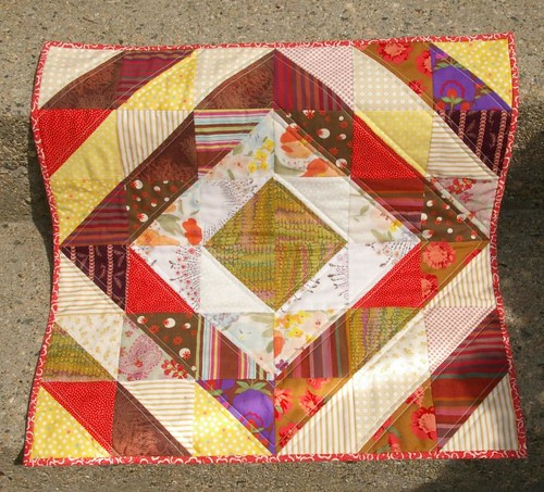 Finished quilt for DQS7