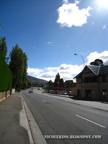 hobart town