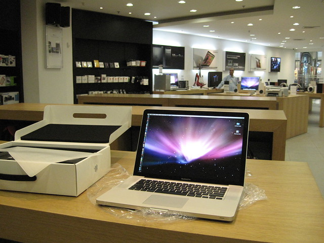 My new Mac
