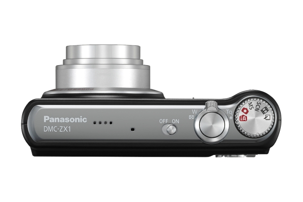 Panasonic Lumix DMC-ZX1 Above
