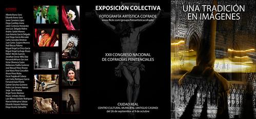 Triptico Exposición Colectiva (a)