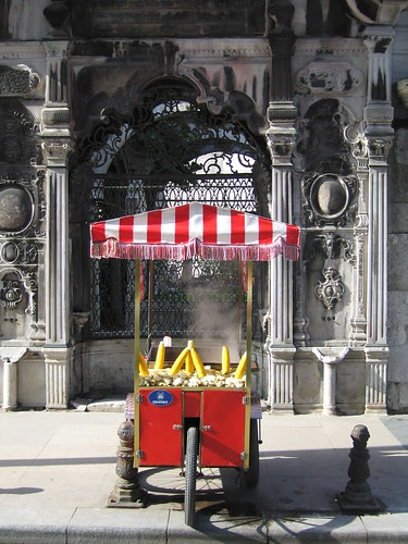 vitrines ambulantes -istanbul- octobre 2008