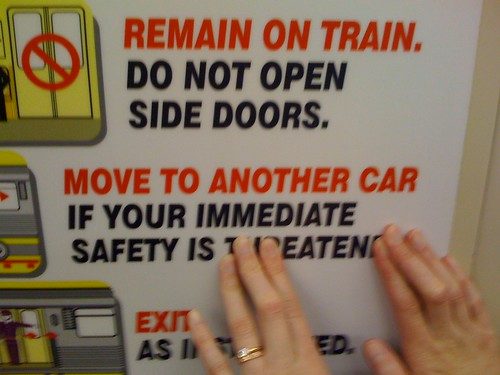 Move to Another Car If Your Immediate Safety is Eaten