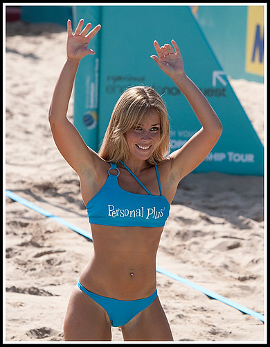 : sunglasses, bikini, cheerleaders, bottom, personalplus, beach, beautiful, girls, blonde, sexy, volleyball, 50200mm, blackpool, dancers