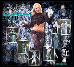 britney spears - dream within a dream (tour) (BETHGON blends) Tags: flickr princess spears dream pop princesa britney blend within bethgon