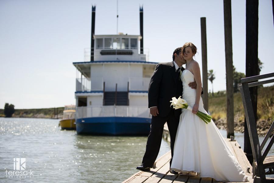 Folsom Wedding photographer, Ryde Hotel Wedding, Teresa K photography