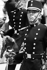Desfilando (chαblet) Tags: méxico desfile águila ejército cadete colegiomilitar α100 chablet