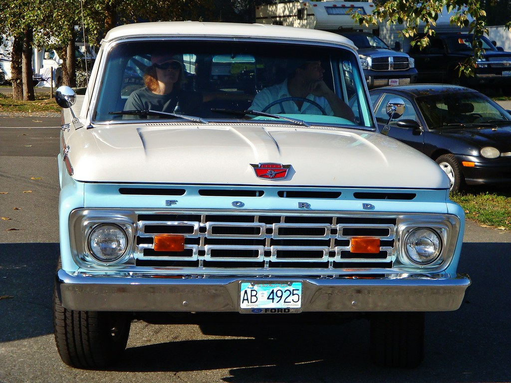 The Worlds Best Photos Of Ford And Styleside Flickr Hive Mind 1964 F 250 Truck Custom Cab Pickup Tags Two Detail