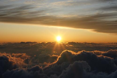 富士山御来光再び3