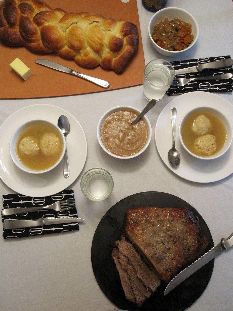 arthur schwartz dinner