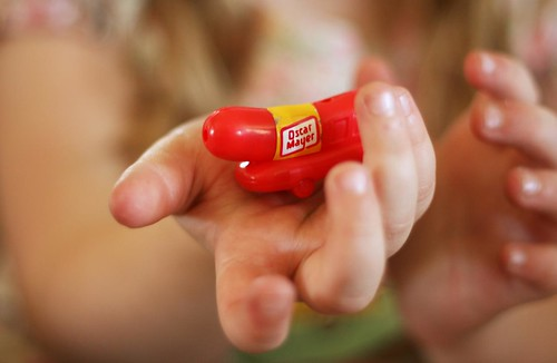 coveted Wienermobile whistle