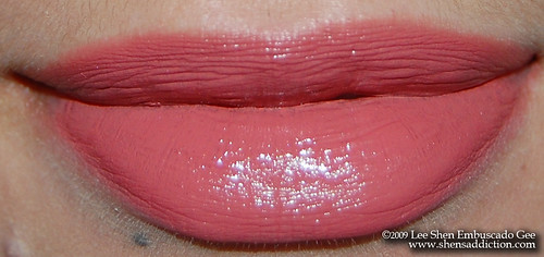 MAC Cosmo swatch by you.